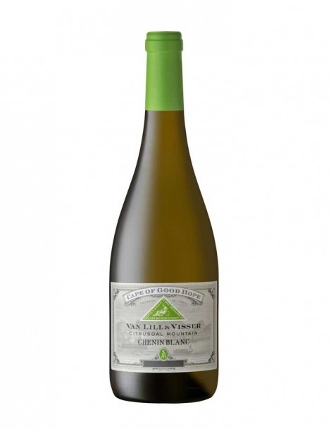 Cape Of Good Hope Chenin Blanc van Lill & Visser - Rarität - 2017