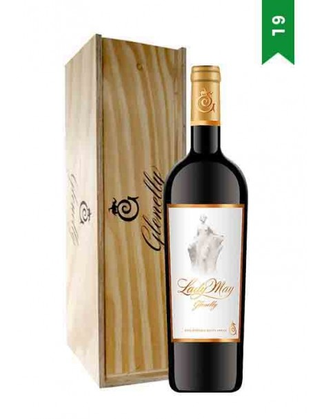"Glenelly Lady May Cabernet Sauvignon 6 Liter - gereift - ""BUYER'S RISK"" -  - 2010"