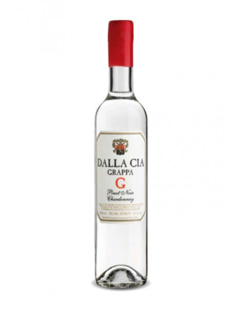 Dalla Cia Grappa Pinot Noir / Chardonnay