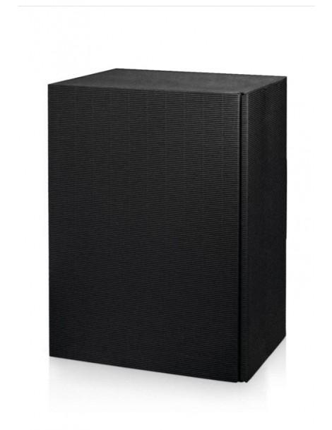 Geschenk Kartonverpackung 6er schwarz