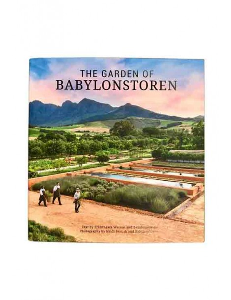 Babylonstoren Garden Book Deutsch