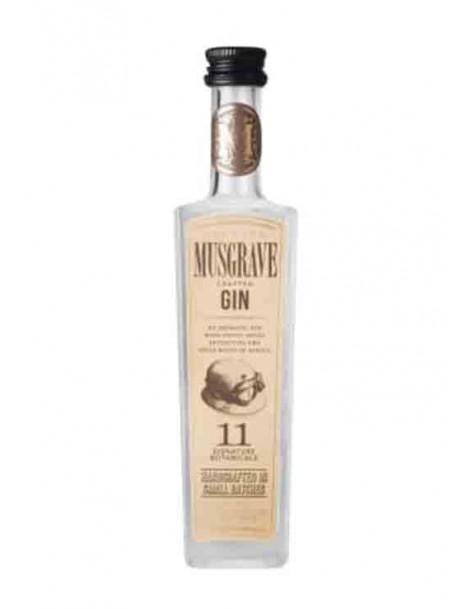 Musgrave Gin 11 Original Mini 5cl - Einzeln und in 12er Box