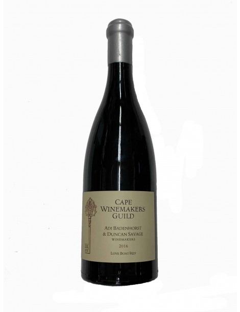 """Savage Love Boat Red - Special Adi&Duncan CWG """"Love is in the air"""" wine  - 2016"""