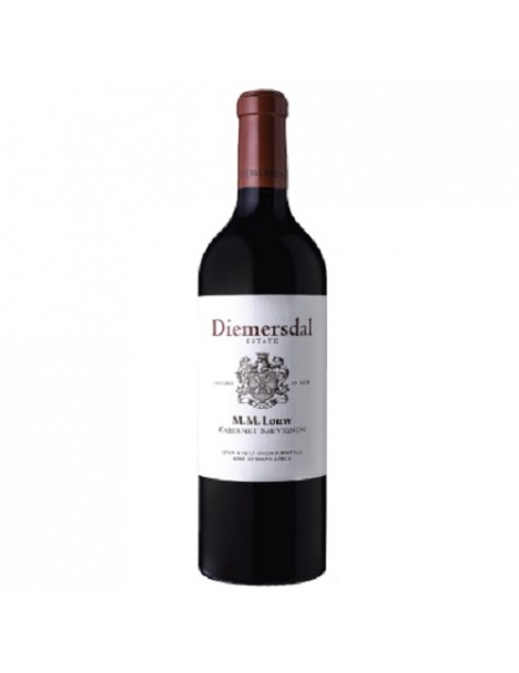 Diemersdal Pinotage MM Louw  - 2016