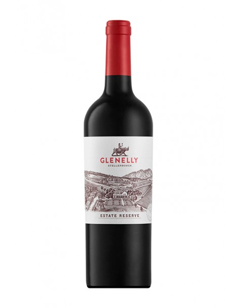 "Glenelly Estate Reserve Rouge Magnum - gereift - ""BUYER'S RISK"" - 2013"