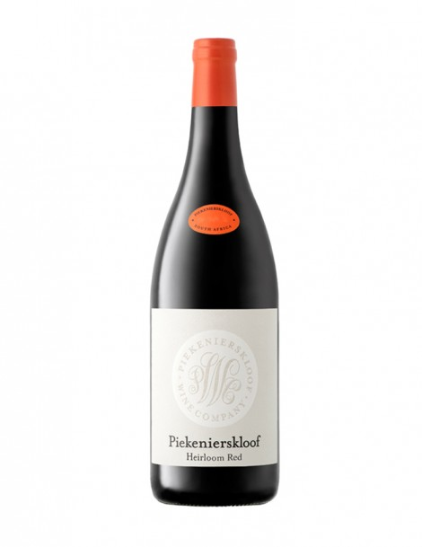 Piekenierskloof Heirloom Red  - 2015