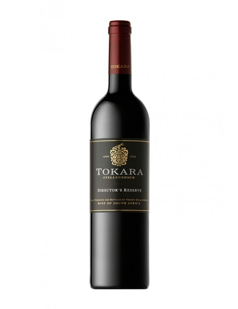 Tokara Director's Reserve Red - gereift - - 2005