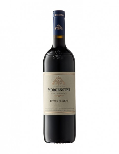 Morgenster Estate Reserve - KILLER DEAL - ab 6 Flaschen 26.90 pro Flasche  - 2014