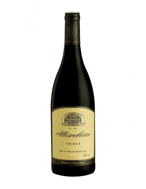 Allesverloren Shiraz - ab 6 Flaschen Aktion 14.90 - 2017