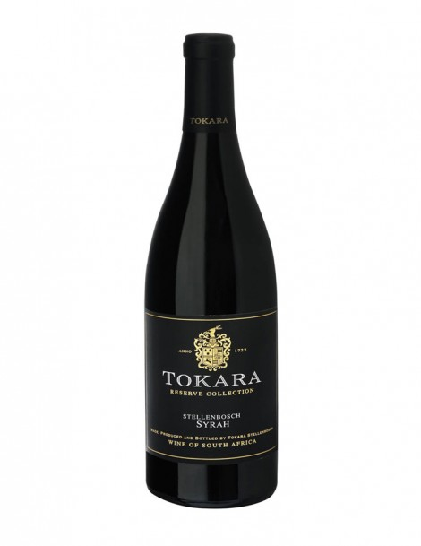 Tokara Shiraz Reserve Collection - AB 6 FLASCHEN CHF 24.00  - 2017