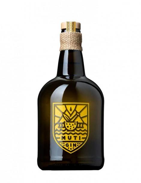 Muti Gin - plus 1 Gratisflasche Fitch & Leedes Grapefruit Tonic Water - plus 1 Gratisflasche Fitch & Leedes Pink Tonic Water