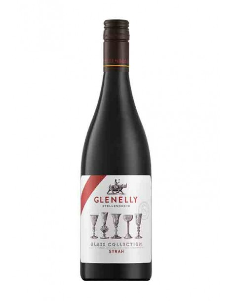 Glenelly Glass Collection Syrah - screw cap  - 2017