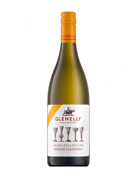 Glenelly Glass Collection Chardonnay unwooded - screw cap  - 2019