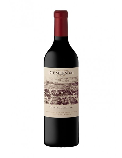 Diemersdal Private Collection 3 Liter  - 2018