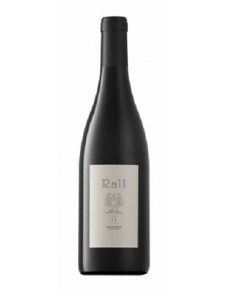 Rall Wine Syrah AVA  - 2019