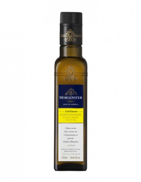 Morgenster Lemon Enhanced Extra Virgin Olive Oli - BB November 2021