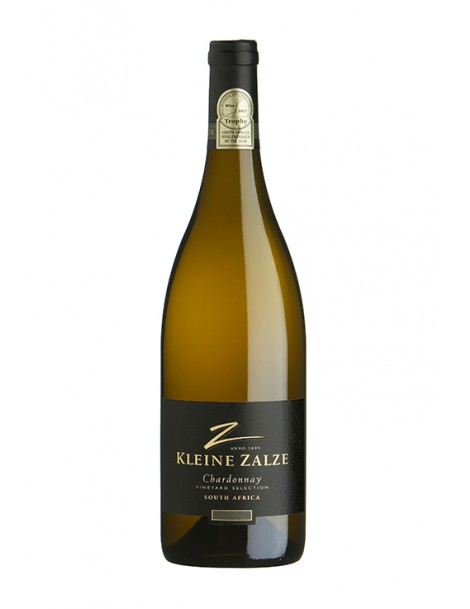 Kleine Zalze Vineyard Selection Chardonnay - screw cap  - 2020