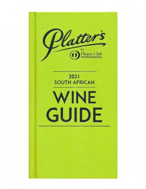 John Platter 2021 - Wineguide