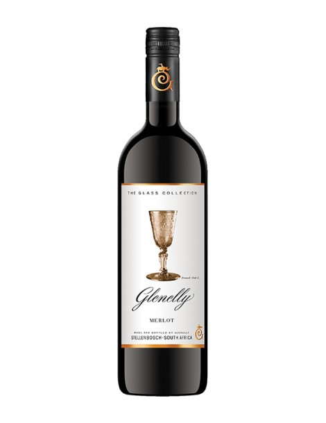 Glenelly Glass Collection Merlot - screw cap  - 2018