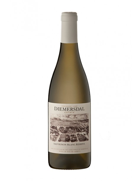 Diemersdal Sauvignon Blanc Reserve - screw cap - KILLER DEAL - ab 6 Flaschen 13.90 pro Flasche  - 2021