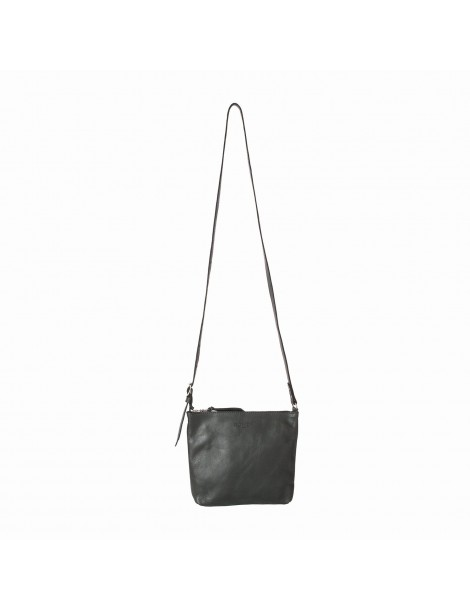 Rowdy Bag Umhängetasche Klein - Farbe Charcoal - Masse 240 X 215 X 40 mm