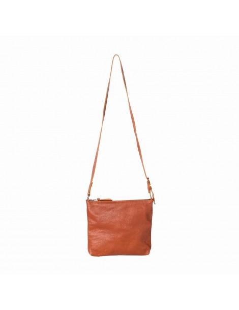 Rowdy Bag Umhängetasche Klein - Farbe Copper - Masse 240 X 215 X 40 mm