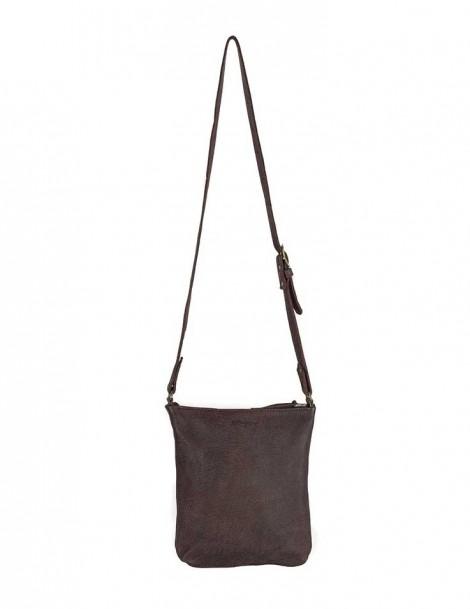 Rowdy Bag Umhängetasche Gross - Farbe Root - Masse 265 X 300 X 50 mm