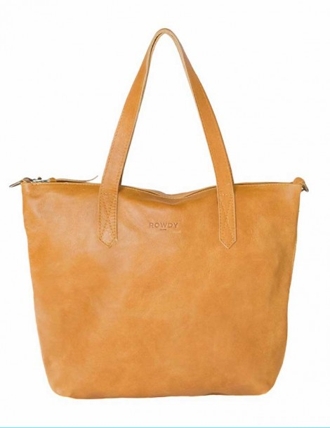 Rowdy Bag Tote Crossbody - Farbe Amber - Masse 365 X 330 X 120 mm
