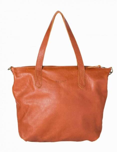 Rowdy Bag Tote Crossbody - Farbe Copper - Masse 365 X 330 X 120 mm