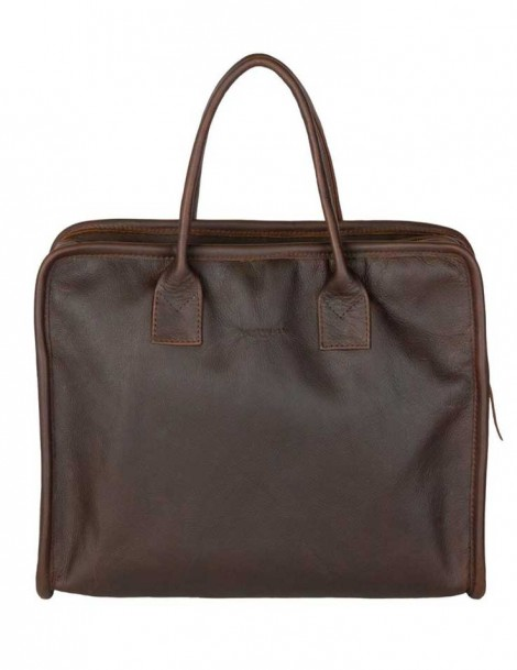 Rowdy Bag Aktentasche - Farbe Maple - Masse 400 X 300 X 105 mm