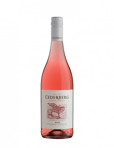 Cederberg Sustainable Rosé - screw cap - KILLER DEAL - ab 6 Flaschen 9.90 pro Flasche  - 2021