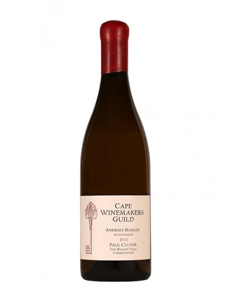 Paul Cluver The Wagon Trail Chardonnay CWG - 2012
