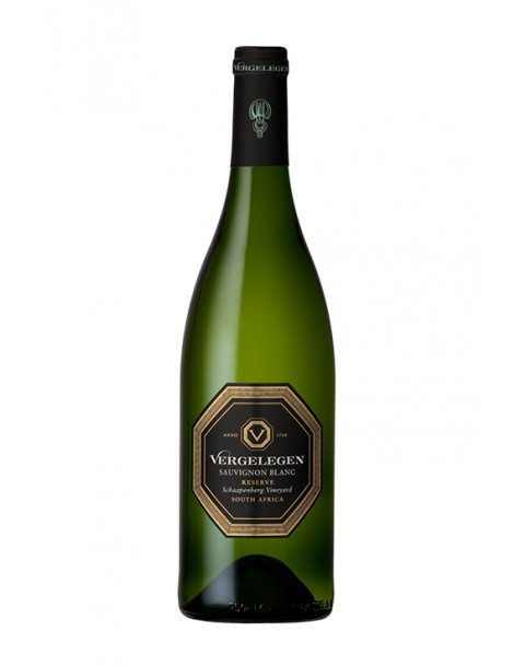 Vergelegen Auction Reserve Sauvignon Blanc - 2007