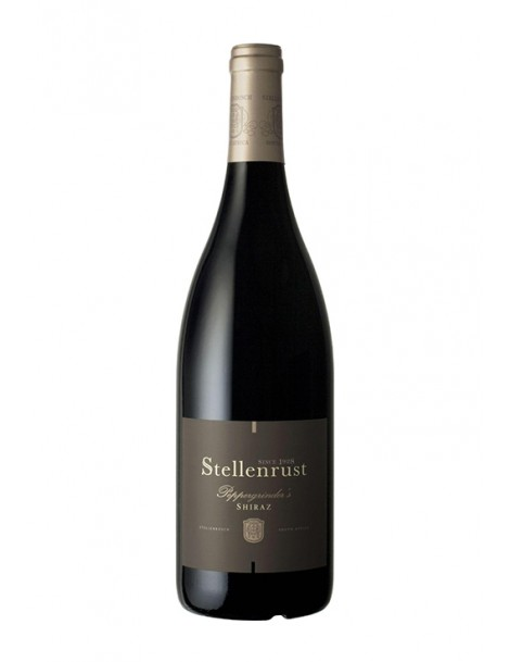 "Stellenrust Shiraz ""Peppergrinder"" - gereift - 2011"