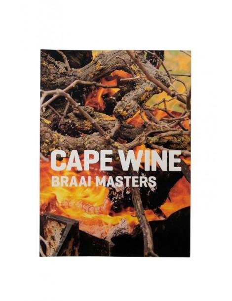 Cape Wine Braai Masters Grill Kochbuch