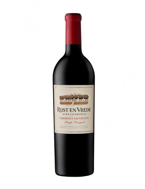 Rust en Vrede Single Vineyard Cabernet Sauvignon - gereift  - 2012