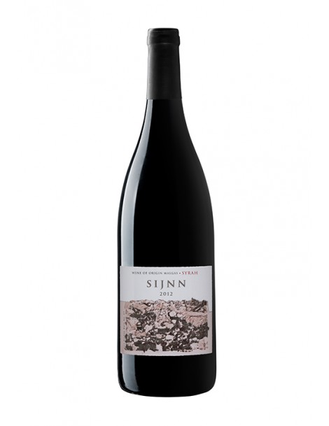 "Sijnn - De Trafford Syrah - gereift - ""BUYER'S RISK"" - 2013"