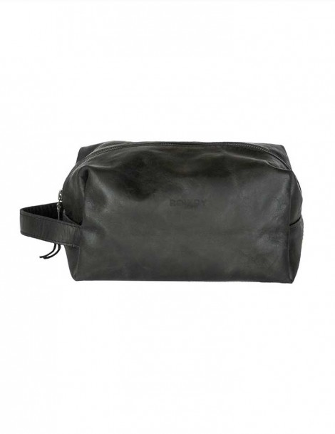 Rowdy Bag Necessaire - Farbe Charcoal - Masse 225 X 145 X 145 mm