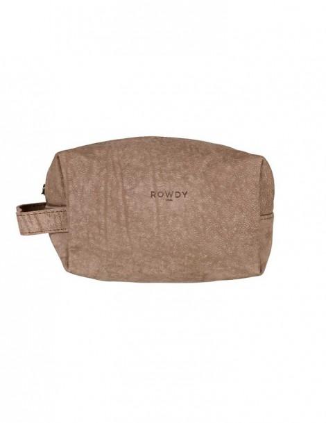 Rowdy Bag Necessaire - Farbe Boulder - Masse 225 X 145 X 145 mm