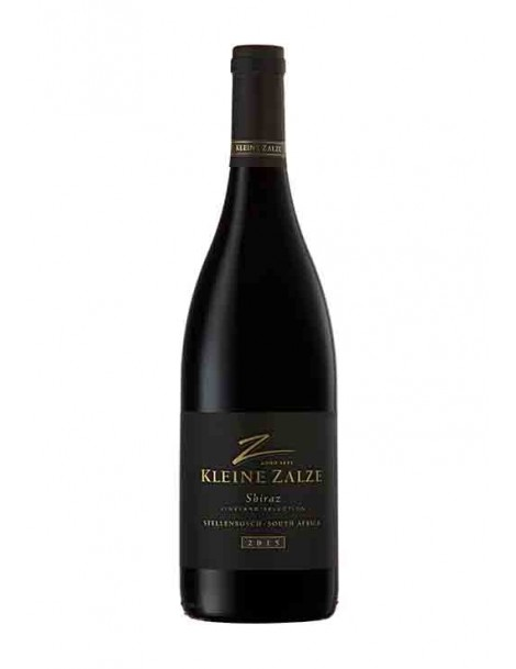 Kleine Zalze Vineyard Selection Shiraz - Wine of the Year 2018  - 2015