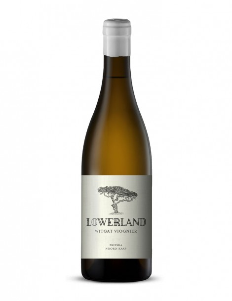 Lowerland Viognier Witgat  - 2018