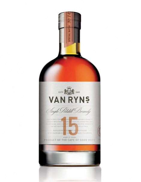 Van Ryn's 15 year old Brandy