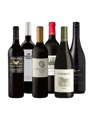 KapWeine - BUSINESS ROT 2019 - Eagles Nest_Merlot - Chocolate Block - Cederberg_Shiraz - Constantia Glen_Three - Klein Constantia_Estate - Thelema_Cabernet Sauvignon