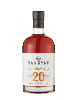Van Ryn's 20 year old Brandy