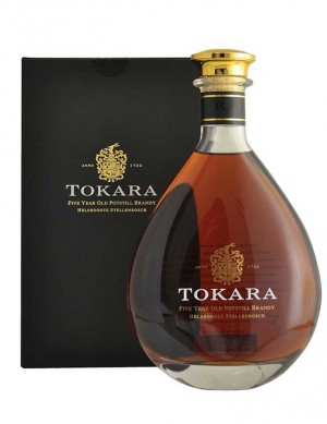 Tokara 10 years XO Postill Brandy