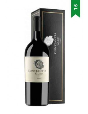 Constantia Glen Five 9 Liter - gereift - 2007