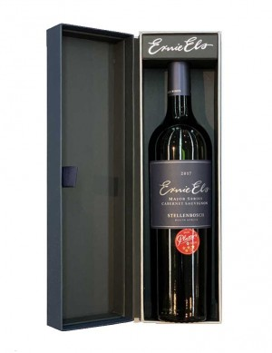 Ernie Els Cabernet Sauvignon Major Series - Gift Pack - - 2017