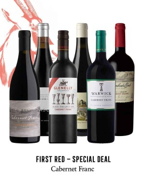 KapWeine - SPECIAL DEAL - 7168 FIRST CABERNET FRANC SET 2020 -