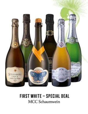 KapWeine - SPECIAL DEAL - 7178 FIRST MCC SCHAUMWEIN SET 2020 -