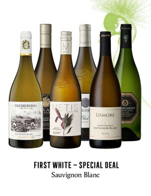 KapWeine - SPECIAL DEAL - 7179 FIRST SAUVIGNON BLANC SET 2020